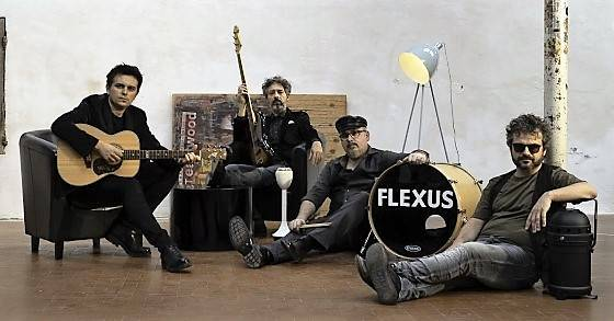 MANTOVA CELATA - in streaming da Palazzo Panzera: FLEXUS - La storia del rock