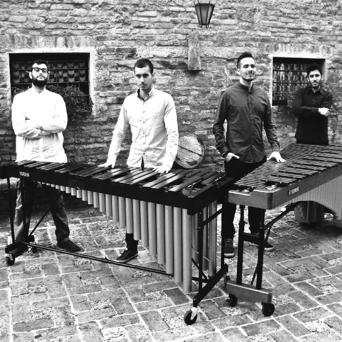 Tempo Primo Percussion Quartet